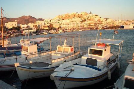 Naxos, Greece | © Howard Chalkley/Flickr