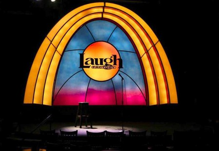 © The Laugh Factory