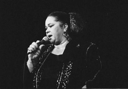 Etta James in 1990