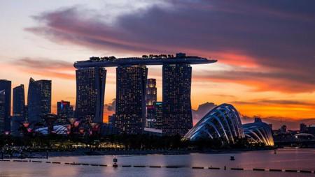 Singapore skyline | © Mac Qin/Flickr