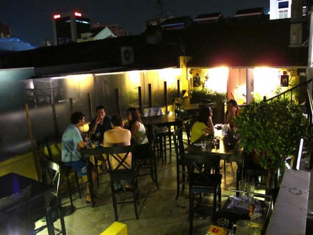 Rooftop of Zsofi Tapas Bar | © Steel Wool/Flickr