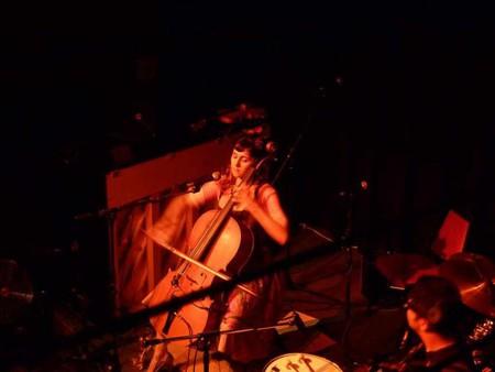Ashia Grzesik at Mississippi Studios