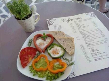 Cafaeteria dish   Courtesy of Cafeateria