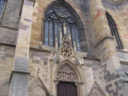 Colmar Cathedral © Horacio Arevalo/WikiCommons