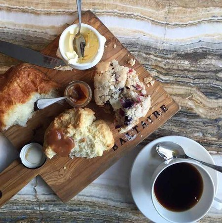 Baltaire's Housemade Pastries © Baltaire