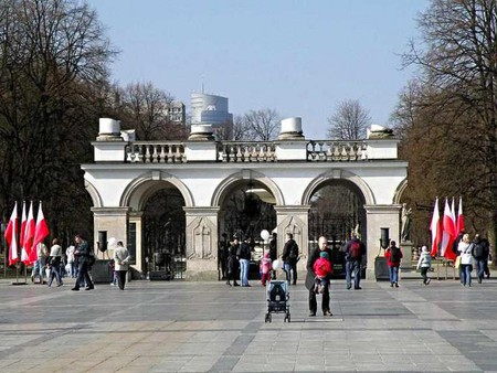 Tomb of the Unknown Soldier | © Alina Zienowicz/WikiCommons
