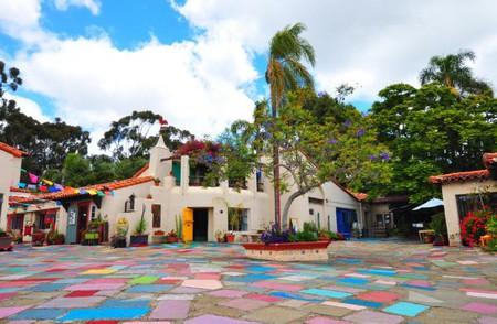 Spanish Village, San Diego | © Bill Gracey/Flickr