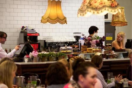 Avoca Café, Suffolk St, Dublin