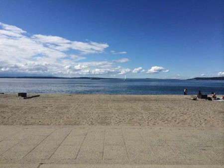 Alki Beach | © Stacie Clerget/Flickr