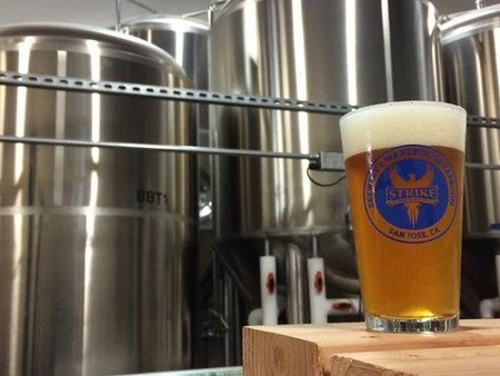 Blonde ale | Courtesy of Strike Brewing Co.