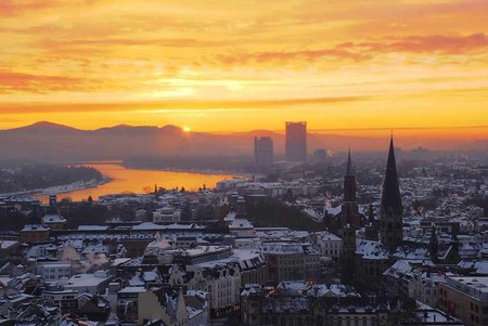 Panoramic view of Bonn | © Matthias Zepper/WikiCommons