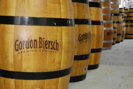 Barrels | Courtesy of Gordon Biersch Brewing Company