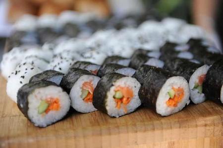 Wikimania Sushi   © WikimediaIsreal/WikiCommons