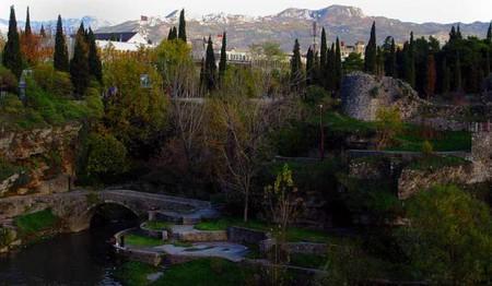 Public Park Podgorica