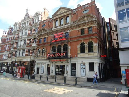 The Royal Court Theatre, London