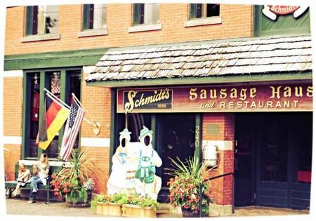 Schmidt's Restaurant und Sausage Haus | © Wiki Historian N OH/Wikicommons