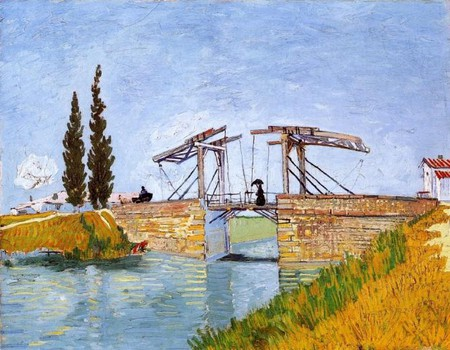 Van Gogh - Langlois Bridge at Arles