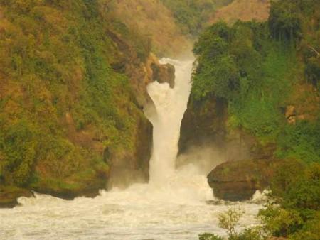 Murchison Falls National Park   © Michell Zappa/Flickr