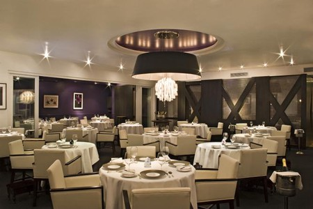 Dining room | Courtesy of Mélisse