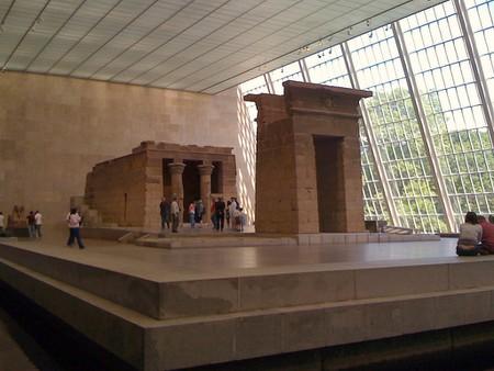 Temple of Dundur - Metropolitan Museum of Art | © Michael Gray/Flickr
