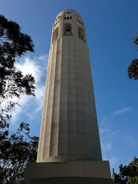 The History Of San Francisco S Coit Tower