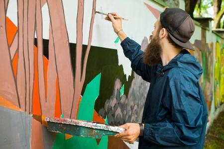 Graffiti Artist  | © dmitro2009/Shutterstock
