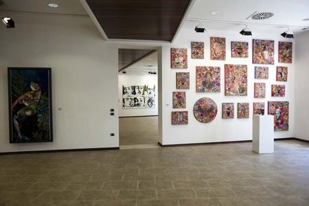 Syrian Arab Republic pavilion at 55th Venice Biennale.