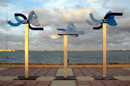 Jorge Blanco's 'In the Swim' in Florida