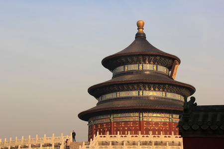 In China, architectural styles and scales are as diverse as the country itself / Pixabay