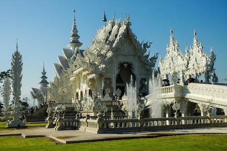Chiang Rai is often overlooked by tourists in favor of its similarly named neighbor Chiang Mai / Pixabay