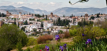 Granada, southern Spain.