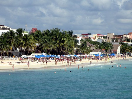 Cancún and Playa del Carmen are among the most-visited spots on the Mexican coast © David Stanley / Flickr