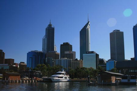 Perth Australia ©mark_whatmough