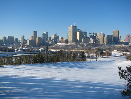 Downtown Edmonton Skyline | © Bill Burris/Flickr