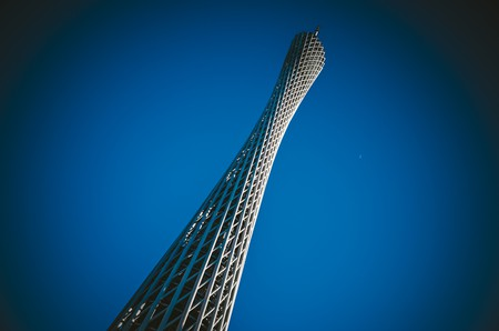 Canton Tower, Guangzhou | ©hans-johnson/Flickr