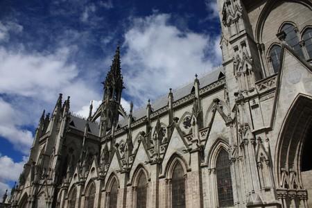 Quito Basilica | © Family O'Abé/Flickr