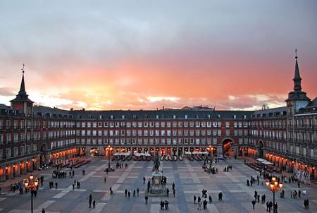 Madrid's Plaza Mayor | © Sebastian Dubiel/WikiCommons