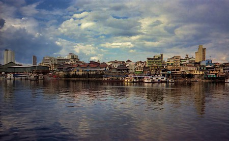 Port of Manaus, Brazil ©Dan Lundberg