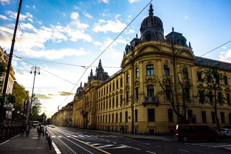 Zagreb Streets | ©G0DeX/Flickr