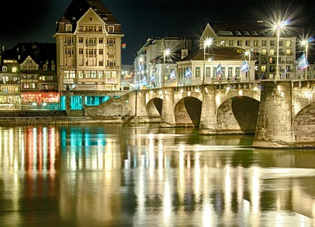 Basel, Switzerland © Pixabay
