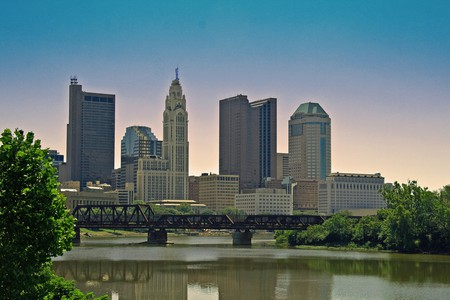 Columbus skyline, Ohio |© jpmueller99/Flickr