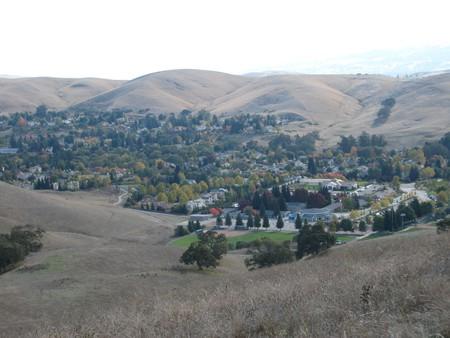 The Sycamore Valley Regional Open Space Preserve in Danville | ©sfbaywalk/Flickr