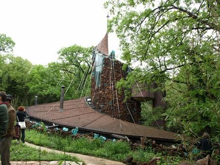 Bavinger House XI Norman, Oklahoma © Rex Brown