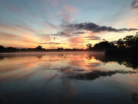 Sunrise over Hamilton Lake | ©Samuel Mann/Flickr