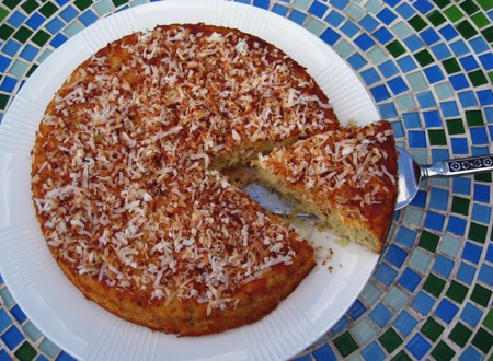 Key Lime and Coconut Cake | © odonata98/Flickr