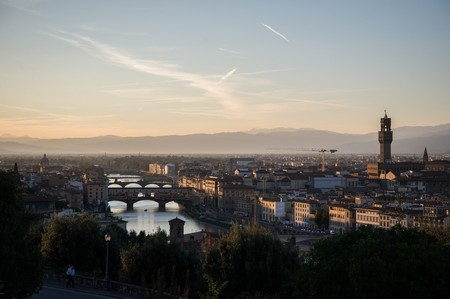 Oltrarno, Florence ©Brendan Campbell