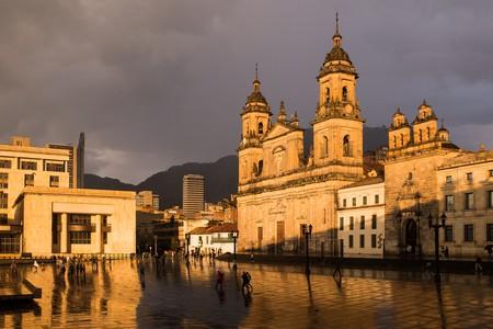 Bogota - Colombia | ©hinterhof/Shutterstock