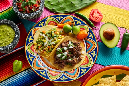 Casa Villa Restaurant known for its great Mexican Food © Holbox / Shutterstock