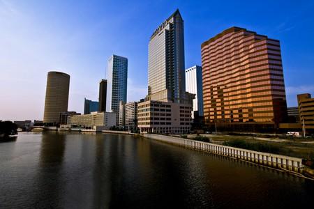 Tampa skyline | © Sonny Sideup/Flickr