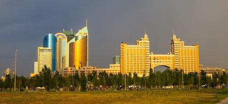 Astana, Kazakhstan |© Ninara/Flickr